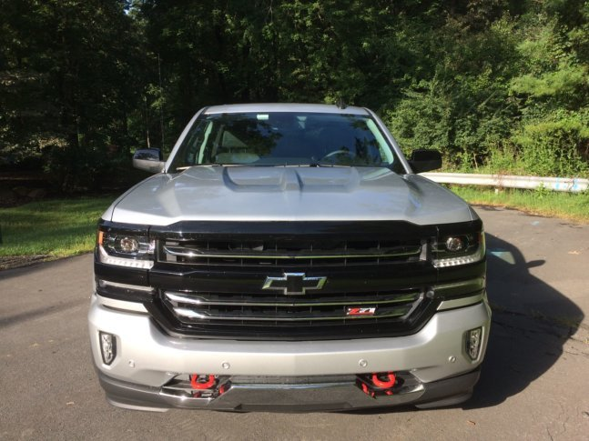 Chevrolet Silverado 1500: The best of both worlds   WTOP