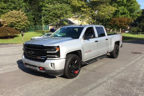 Chevrolet Silverado 1500: The best of both worlds