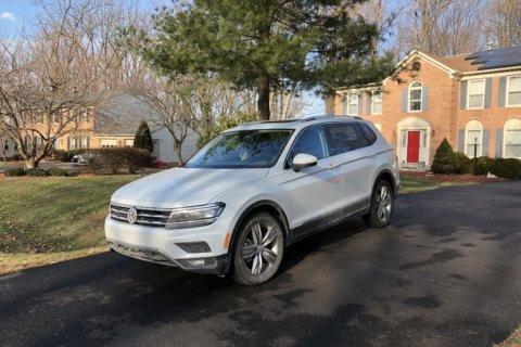 Volkswagen SUVs: 2018 Tiguan and Atlas