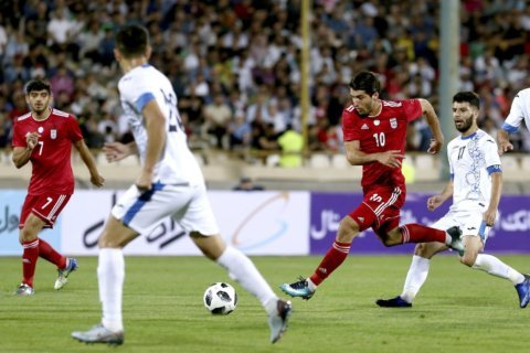 World Cup Watch: Celebrating freedom by watching Iran
