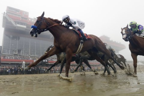 May's Preakness Stakes could be Baltimore's last