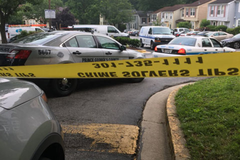 Police: Man found shot to death inside home in Laurel