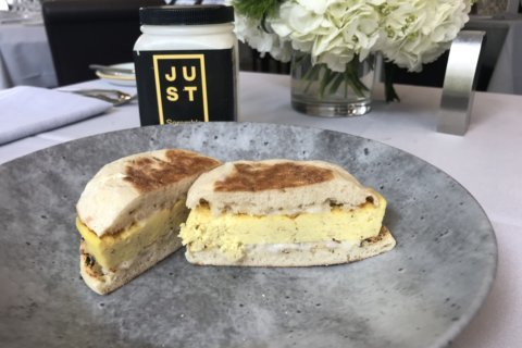 Exceeding eggspectations: Plant-based product looks, scrambles like egg