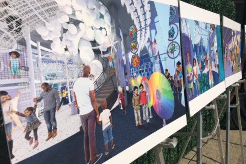 National Children's Museum gives glimpse of new design at future DC home