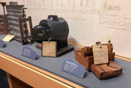 Visitors to the nine museums have the opportunity to see the early inventions through Labor Day.  (Courtesy National Inventors Hall of Fame Museum)