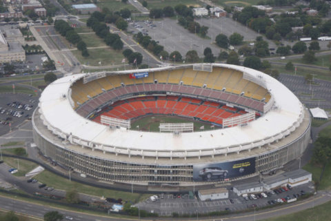 DC's RFK Stadium will be demolished by 2021