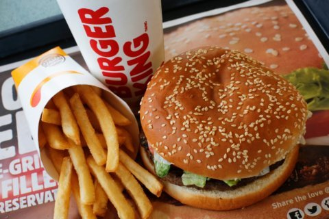 Why Burger King is testing out an 'Impossible Whopper'