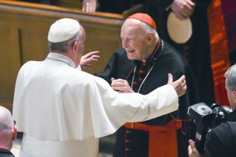 Archdiocese: No claims made against Cardinal McCarrick during his time in DC