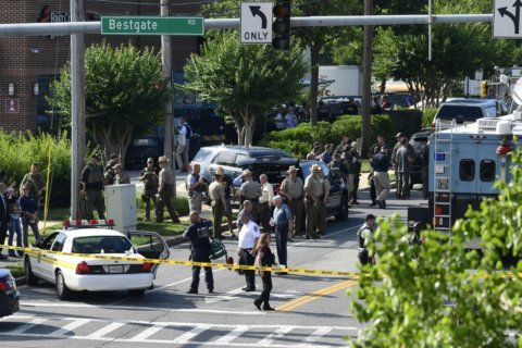 Global messages of support for Capital Gazette staff