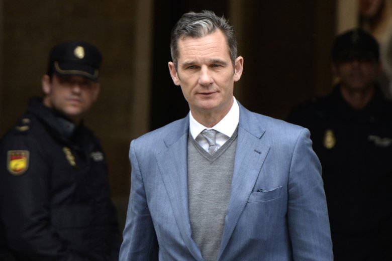 Spanish king's brother-in-law ordered to report to prison after losing graft case