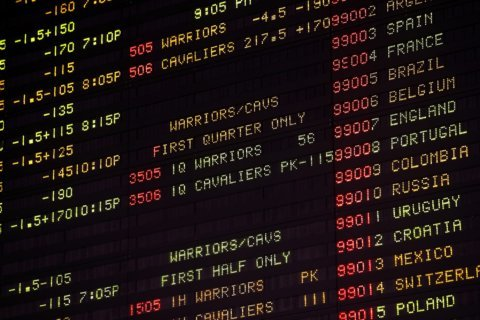 Legal sports betting in DC won't be ready for start of football season