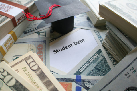 Student loan debt is about $1.6 trillion and hardly anyone can afford to pay it down
