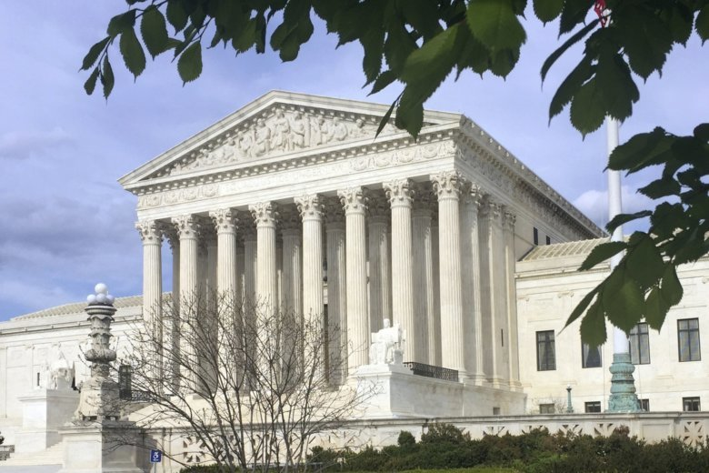 Supreme Court sides with online sales tax