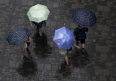 Rain, storms threaten sunny Sunday in DC area