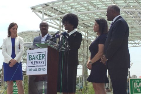 Md. candidate for governor endorses Rushern Baker after dropping out of race