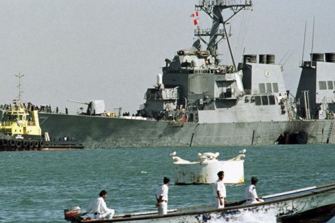 Sailors plan to remember 2000 terrorist attack on USS Cole