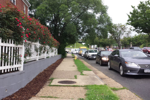 Alexandria hopes to combat side street gridlock due in part to GPS apps
