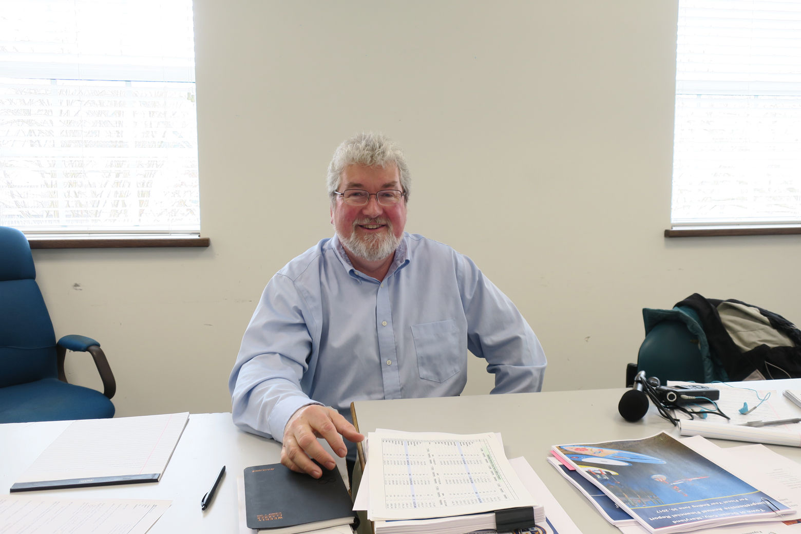 Bill Neville, Ocean City planning director