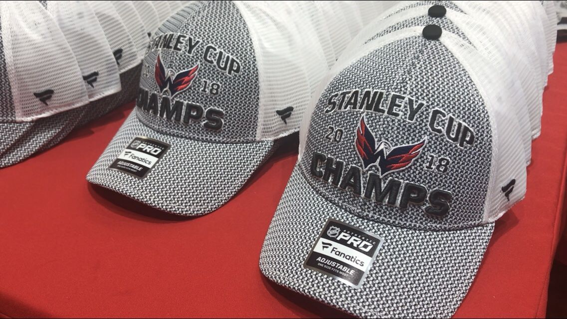 Caps Fans Flock For Stanley Cup Championship Gear Wtop