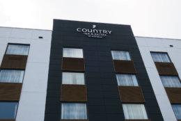 Country Inn Ocean City (WTOP/Colleen Kelleher)
