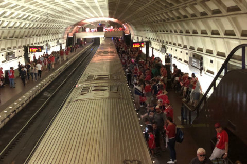 Report: A look at Metro's collisions, derailments and injury rate