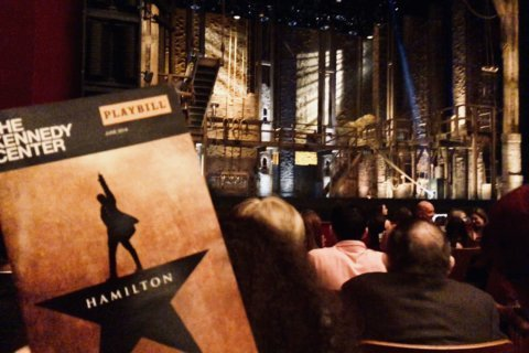 Review: 'Hamilton' more than lives up to the hype at Kennedy Center