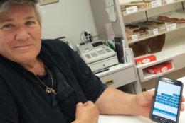 Kathy Pasqualini of Pasqualini's Bakery