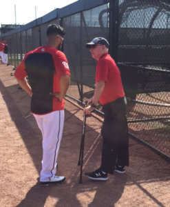 mark lerner and Gio Gonzalez