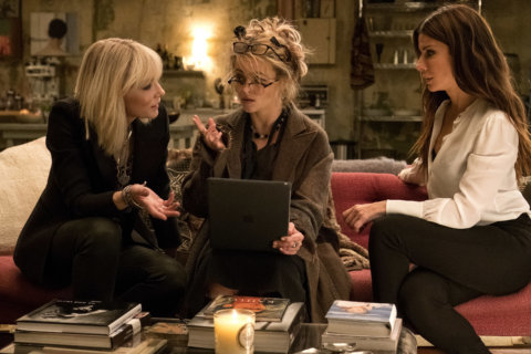 Movie Review: 'Ocean's 8' delivers 'A Heist of Their Own'