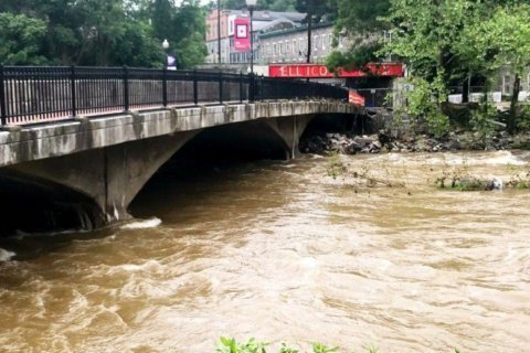 Maryland city to provide update on flood recovery