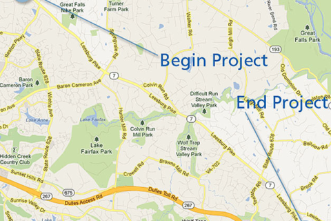 Route 7 widening project to Tysons hit by funding gap