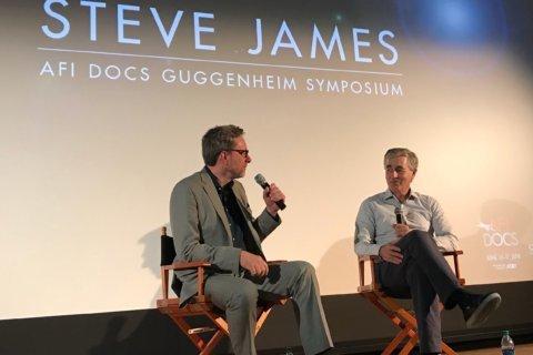 Q&A: 'Hoop Dreams' director Steve James honored at AFI Docs