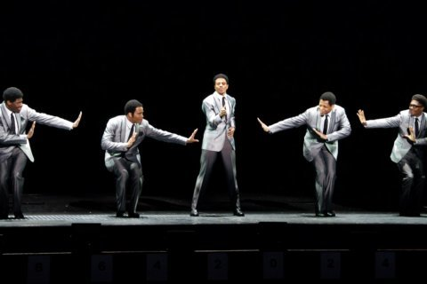 Q&A: Temptations founder praises 'Ain't Too Proud' at Kennedy Center