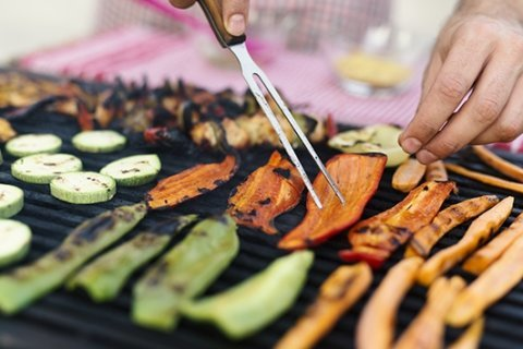 Four healthy grilling ideas for your next summer barbecue