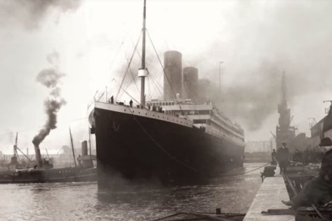 Secrets of the iconic shipwreck at National Geographic Museum's new exhibition 'Titanic: The Untold Story'