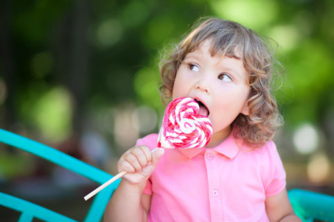 Does sugar make kids hyper? That's largely a myth