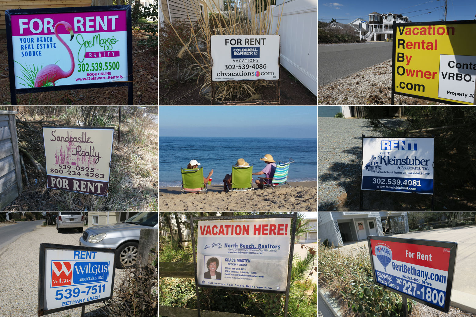 rental signs in Delaware