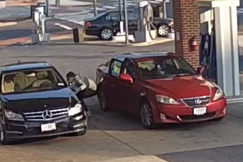 DC Council chairman's girlfriend carjacked at gas station