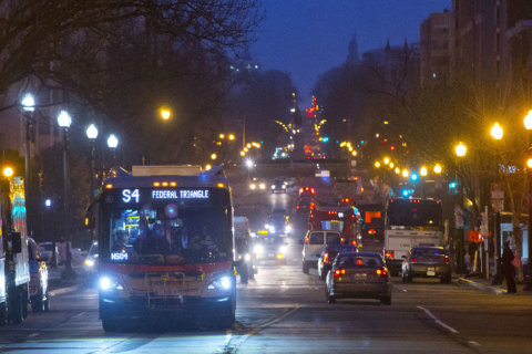 How 'reachable' is downtown DC when it comes to commuting?