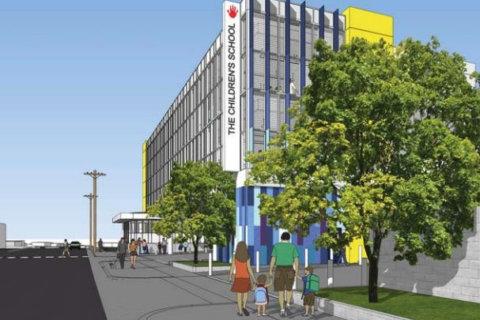 The Children's School advances plans for former Alpine Restaurant site