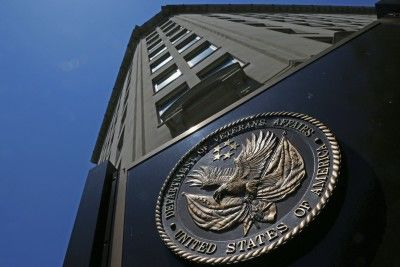Veterans Affairs employee charged for recording women in department restroom