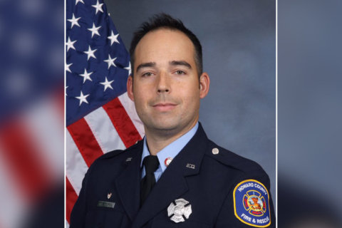 Donations pour in for family of Md. firefighter killed battling blaze