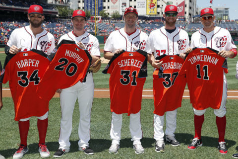 From Cronin to Ripken to Harper: Fun facts about the All-Star Game and DC