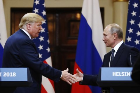 WATCH: President Trump to comment on Putin meeting at news conference