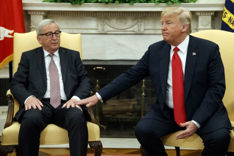 US, EU to first tackle steel, aluminum tariffs: Secy Mnuchin
