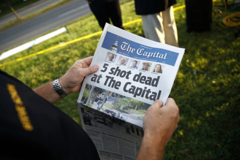 Accused Capital Gazette shooter to get more time to change plea
