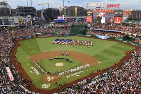 AL bests NL in MLB All-Star Game 8-6