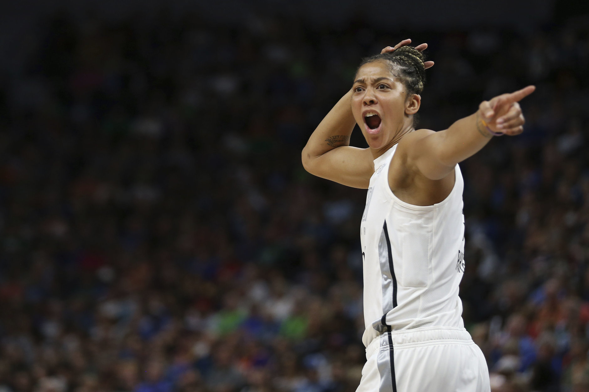 PHOTOS: WNBA All-Star Game highlights | WTOP