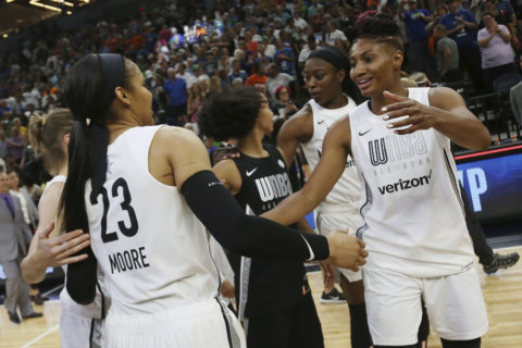 PHOTOS: WNBA All-Star Game highlights