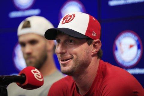 Breaking nose: Scherzer's status in question after batting practice injury